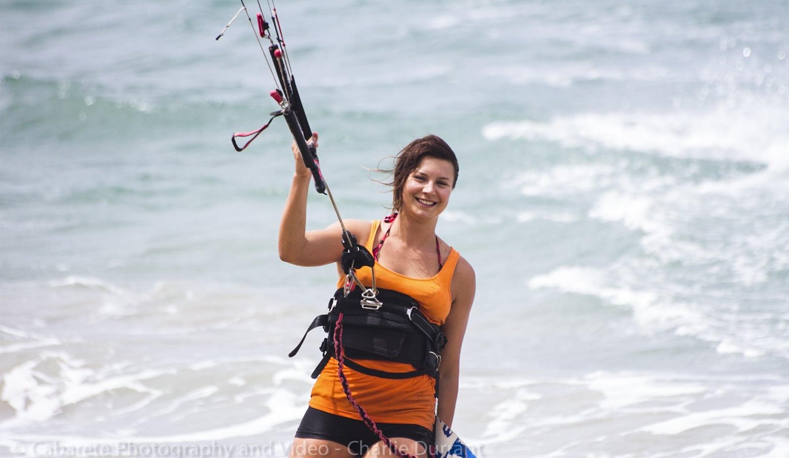 kiteboarding center